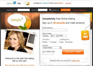 mingle2 dating site review