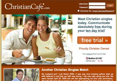 Faith based dating sites