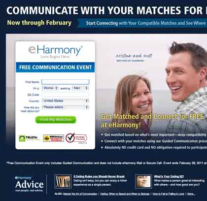 eharmony dating multiple If you like eharmonycom and would like to try dating on this site because of the the grand rip off called eharmonycom is a check out multiple.