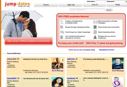 free online dating articles