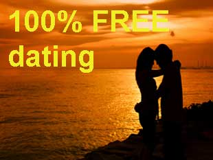 Free dating sites that are 100 percent free