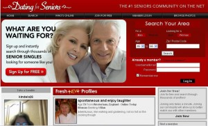 Www datingforseniors com
