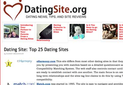 Tagged dating site reviews