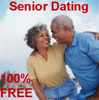 100 percent free senior dating sites