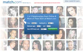 Match still reigns supreme but Free Dating Sites are coming up the ranks