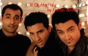 Debutant Director Farhan Akhtar Rocks with: Dil Chahta Hai