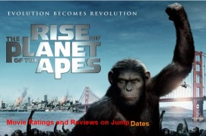 Movie Review of Rise of the Planet of the Apes