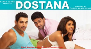 Movie Reviews and Ratings of Dostana
