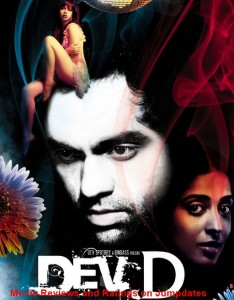 Movie reviews and ratings of Dev D