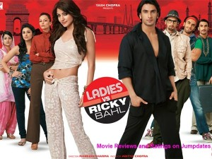 Movie review and ratings of Ladies v/s Ricky Bahl