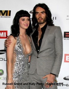 Russell Brand and Katy Perry Called It Off