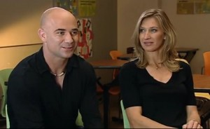 The Perfect Ace… Happily Married Andre Agassi and Steffi Graf