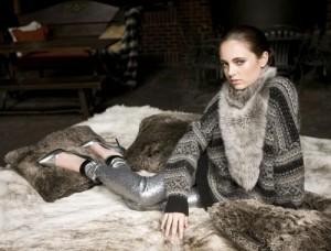 coldcomfort2 - black fur coat