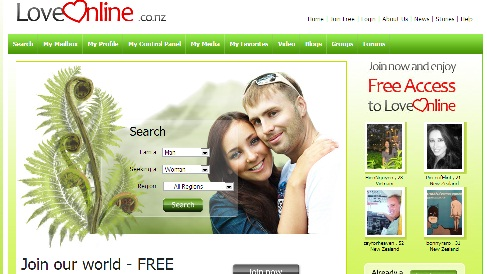 Nz dating sites online