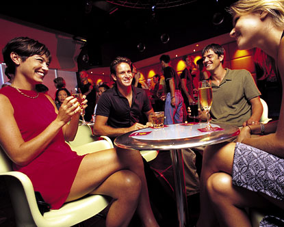 Australian Night Life for Singles