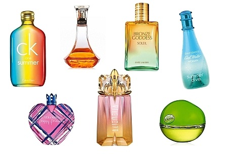 Perfumes for first date