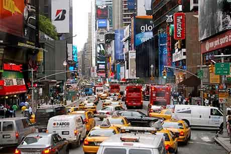 Travel in New York City