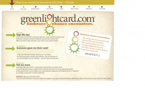 GreenLightCard