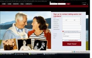 Dating-Senior