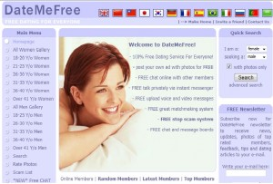 Free Dating sites - review