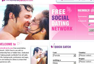 looks can be deceiving with some free dating sites