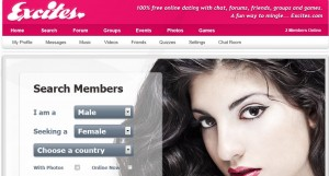 review of free dating sites- excites
