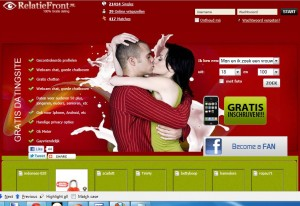 Review of free dating sites, RelatieFront.nl