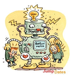 Still Using Robots to Find Dates...Is it the Only Way