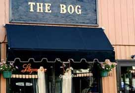 The Bog based on Adams Ave