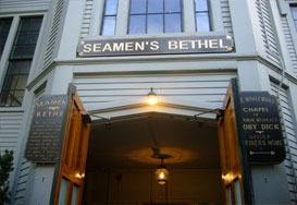 Seamen's bethel church